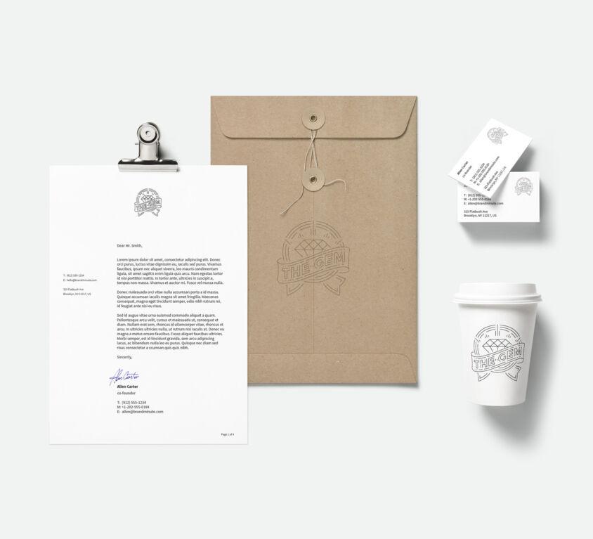 Branding & Consulting Trendy Style (Demo)